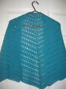 complete eva shawl