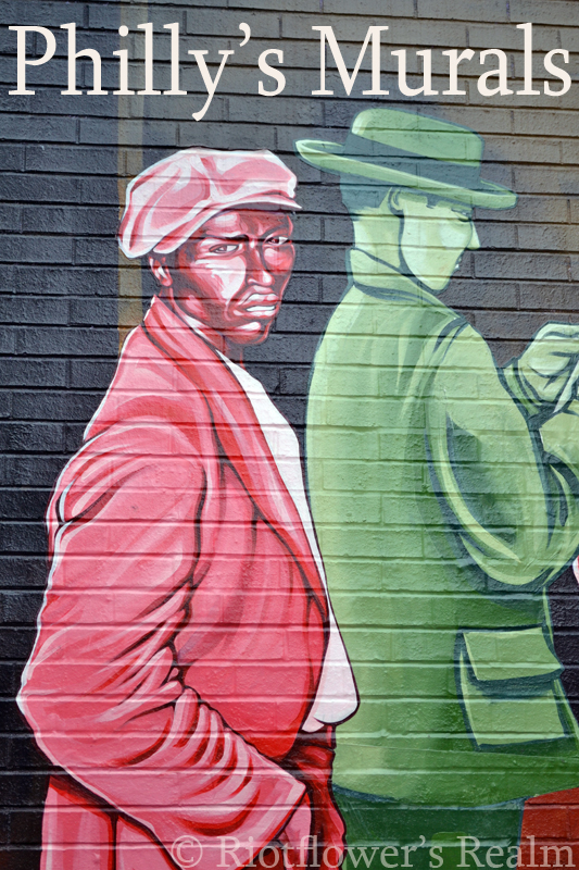 Explore Philly's Mural Mile