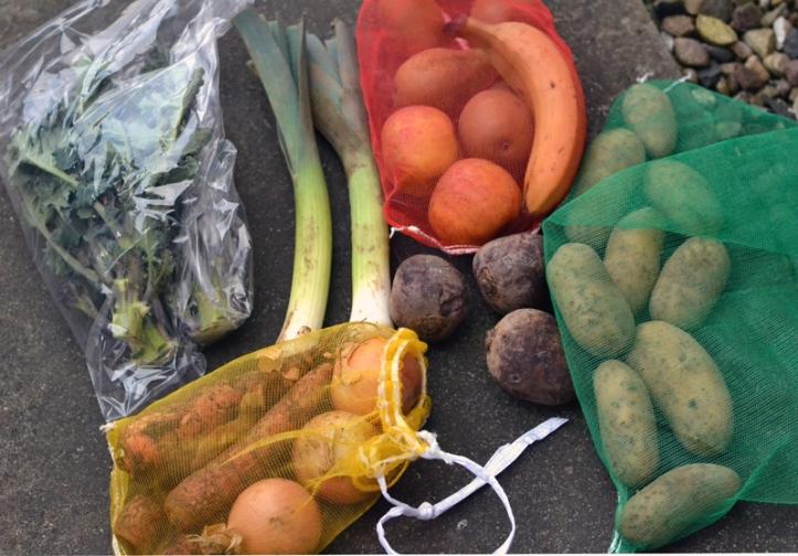 first veg box