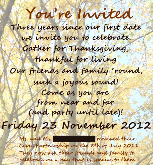 Wedding Invitation cropped