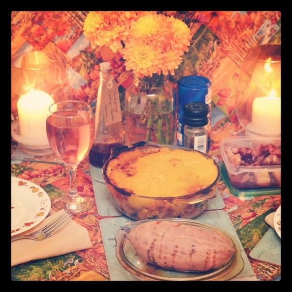 Scottish Thanksgiving 2013, Riotflower's Realm