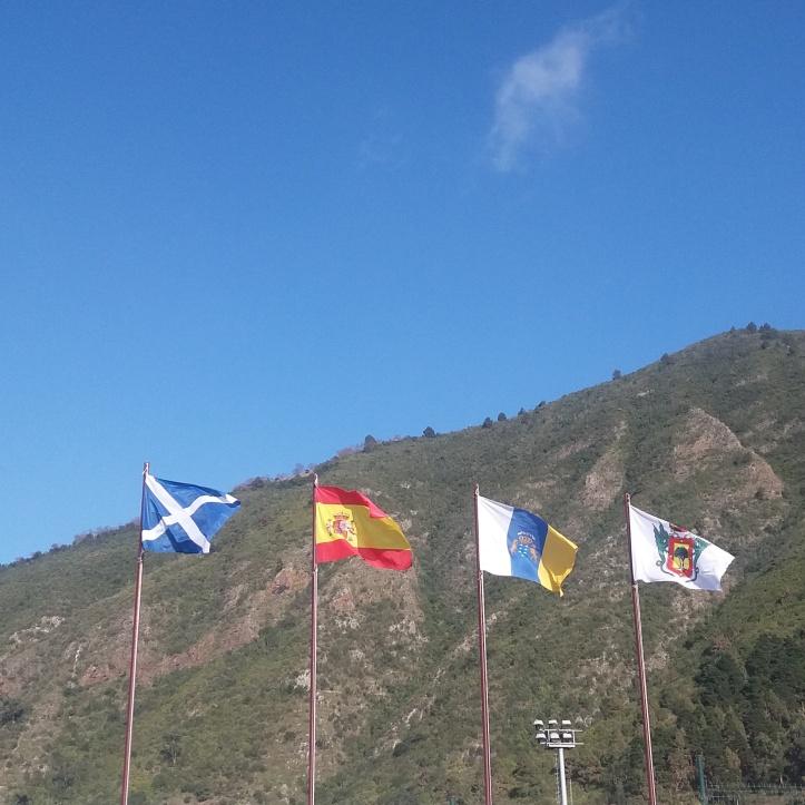 Tinerfeño /Tenerifean flag