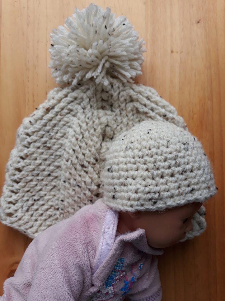 Acorn hat from Crochet at Play